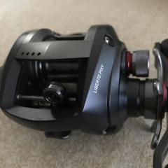 Daiwa Liberto Pixy PX68L Baitfinesse BC reel. Made in Japan
