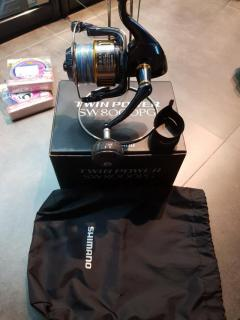 Shimano Twinpower SW 8000PG