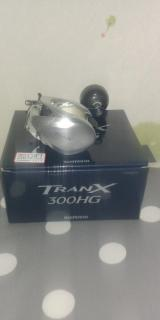Shimano Tranx 300HG