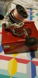 Shimano Stradic C5000XG