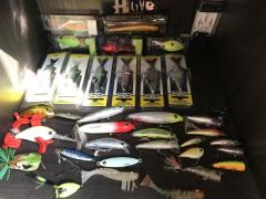 Mixed branded lures