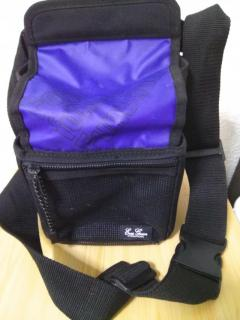 Used Evergreen Geecrack luring bag