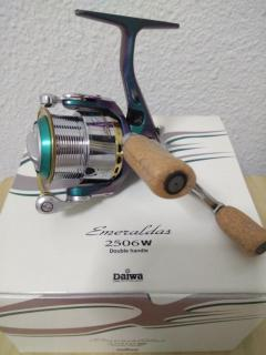 Used Daiwa Emeraldas 2506 eging reel