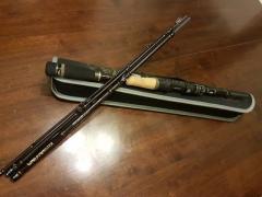 Lightly Used Abu World Monster Travel Rod