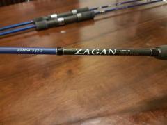Zen Zagen Jigging Rod (**Price Further Reduced**)