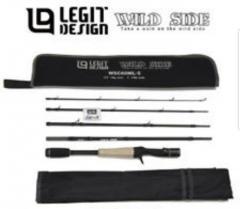 Legit Design Travel Rod