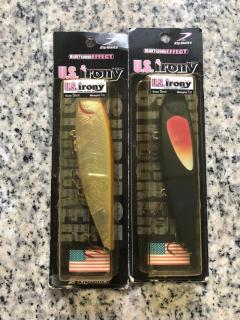 ZipBaits U.S. Irony