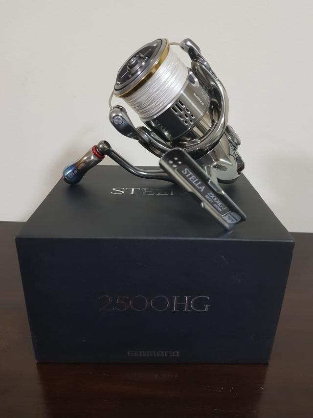 Shimano Stella 2018 2500HG - FishingKaki com Classifieds