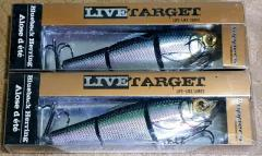 Kloppers live target jointed and prop bait