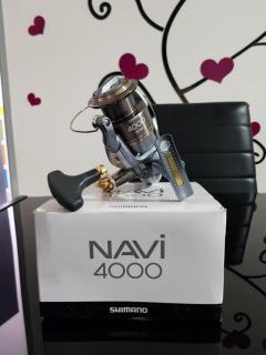 Shimano Navi 4000