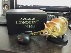 Shimano Ocea Conquest 301HG