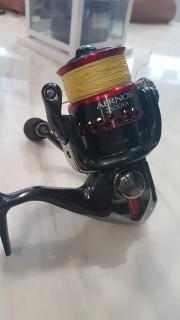 Shimano Aernos 2500FA
