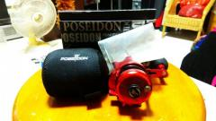 Poseidon 200 right hand reel