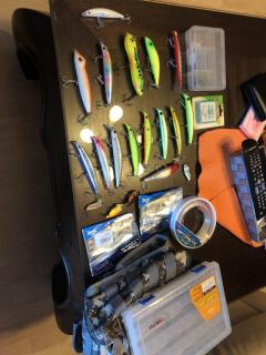 Used lures,ima,strikepro ,megabass