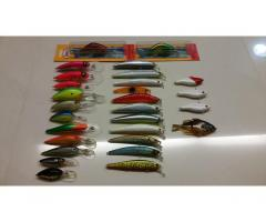 used lures for sale