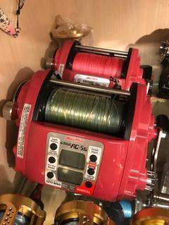Miya Epoch AC5S electric reel