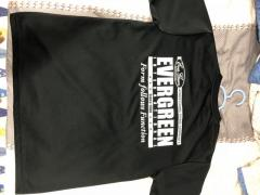 Evergreen international fishing tee