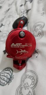 Avet SX5.3R