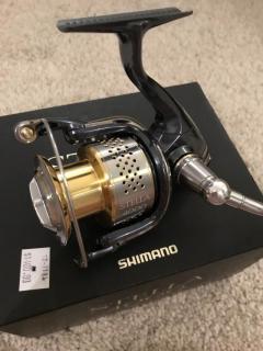 Shimano stella 4000