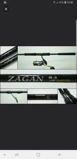 WTS Zen Zagan Sm Shooter