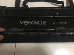 Bone Voyage BVS664H (4pc travel rod) spinning