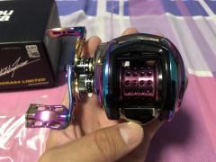 Abu Garcia Revo Elite Aurora 64 Limited