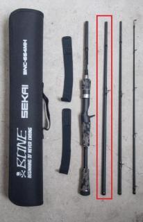 WTB: Bone Sakai BC Rod Replacement