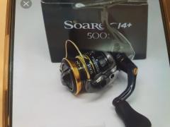 WTB shimano Soare ci4+ 500s