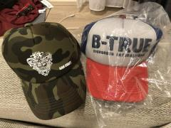 Evergreen B True Cap and GanCraft Cap