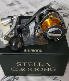 Stella C3000HG ( Rare model.07 )