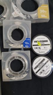 100% Fluorocarbon (FC) Leaders - (All Branded)