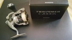 2015 Shimano Twinpower C2500S