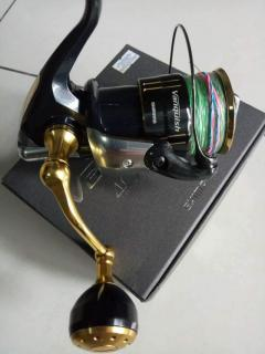 shimano vanquish 4000xg limited edition (or trade)