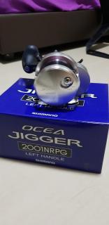 Ocea Jigger 2001NRPG