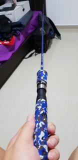 Lemax limited edition light game rod