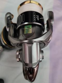 twinpower c3000 + extra spool