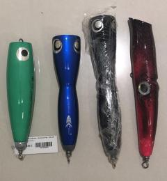 Popping Lures Set A