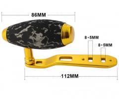 Reel knob