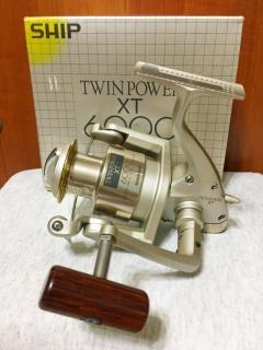 Old Model Shimano TwinPower XT 6000