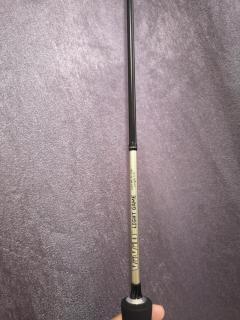 Vivid light game rod 5'0 spinning
