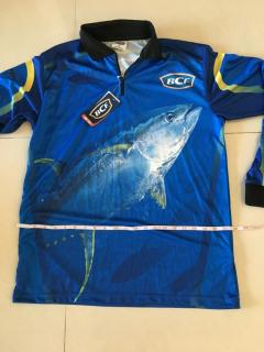 Brand New BCF Long Sleeves Fishing Shirt