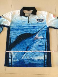 Brand New BCF Long Sleves Fishing Shirt-last piece