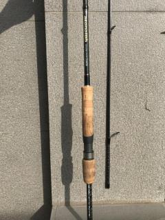 Ares Monolith 2 piece fishing rod