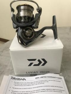 Daiwa - 2015 LUVIAS 2004H - Spinning Reel