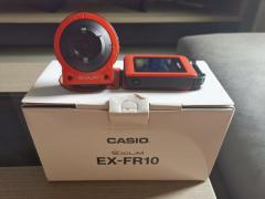 Casio Exilim Ex FR-10 (Selfie/Action Cam)