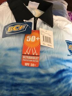 Brand New BFC Long Sleeves Fishing Shirt