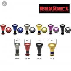 Bassart knobs and handle (BNIB)