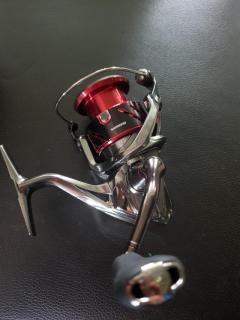 Shimano Stradic Ci4+ 2500HG