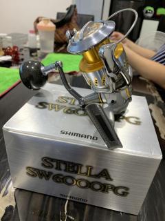 Shimano Stella SW6000PG (2008 model)