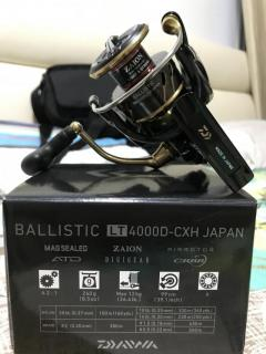 Daiwa Ballistic LT 4000 (MADE IN JAPAN)